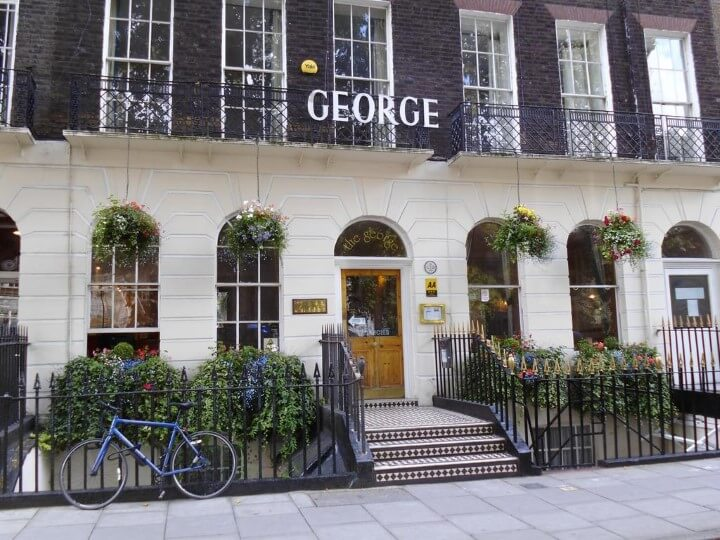 George Hotel, London Euston